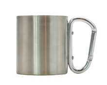 Load image into Gallery viewer, Stainless Steel Lock Mug