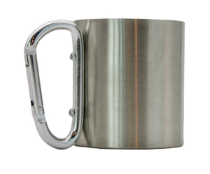 Stainless Steel Lock Mug
