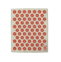 Load image into Gallery viewer, Kliin Bio Kitchen Towel Small - Citrus Print