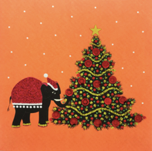 Load image into Gallery viewer, Colorful Christmas Card Pack CC02