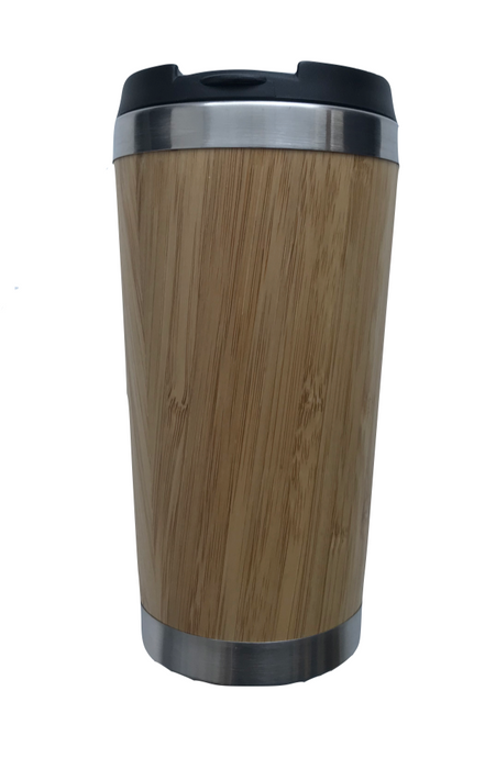 Bamboo/Stainless Steel Coffee Cup