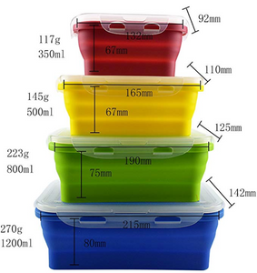 Collapsible Containers Set