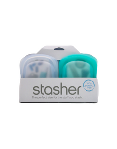 Stasher 2 Pocket Pack