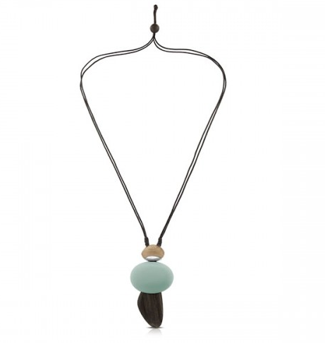 Menta Wooden Necklace
