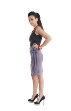 Load image into Gallery viewer, Wrap Skirt Grey
