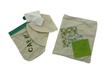 Load image into Gallery viewer, Organic Cotton Coffee/Tea Gift Set