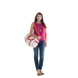 Embroidered Sleeveless Top Pink