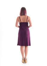 Load image into Gallery viewer, Spaghetti Strap Dress purple
