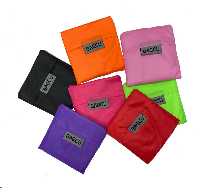 Foldable Bag Solid Color