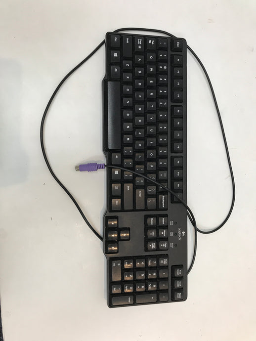 Logitech wired keyboard