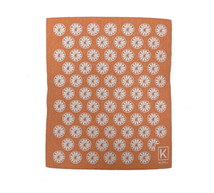 Kliin Bio Kitchen Towel Small - Citrus Print