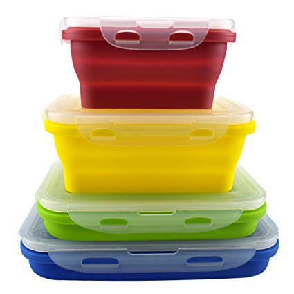 Collapsible Containers Set(4)