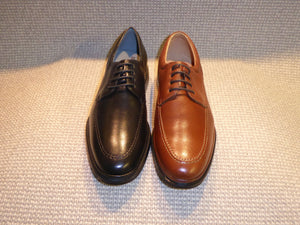 I. Shoetherapy Monaco* 27804 Mens Leather Corded Apron Lace Up Shoe with Removable insoles