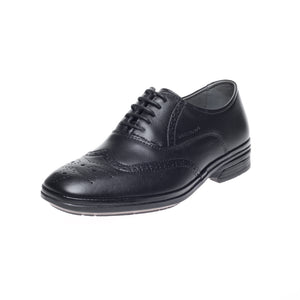Shoetherapy Bubble Therapy 30719 Mens Leather Brogue Lace Up shoe