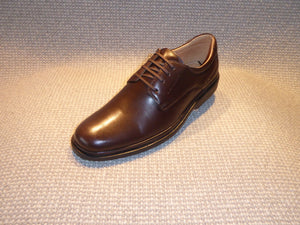 H. Shoetherapy Excellence 5008 Mens Leather Plain Lace up Shoe
