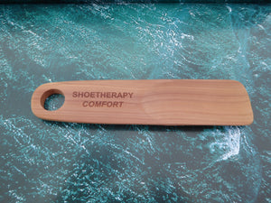 L. Shoetherapy Cedar Wood Shoe Horn