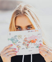 Serengetee - Wear The World Adventure Awaits Passport Holder from Indonesia