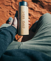 Serengetee - Wear The World Chase Views Bamboo Bottle From Vietnam