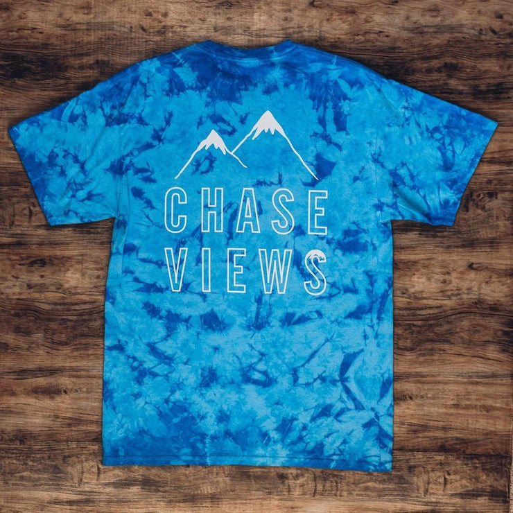 Serengetee - Wear The World Chase Views Crystal Dye Tee
