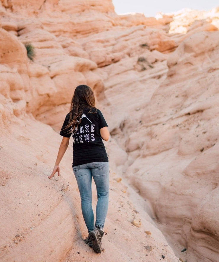 Serengetee - Wear The World Chase Views Tee