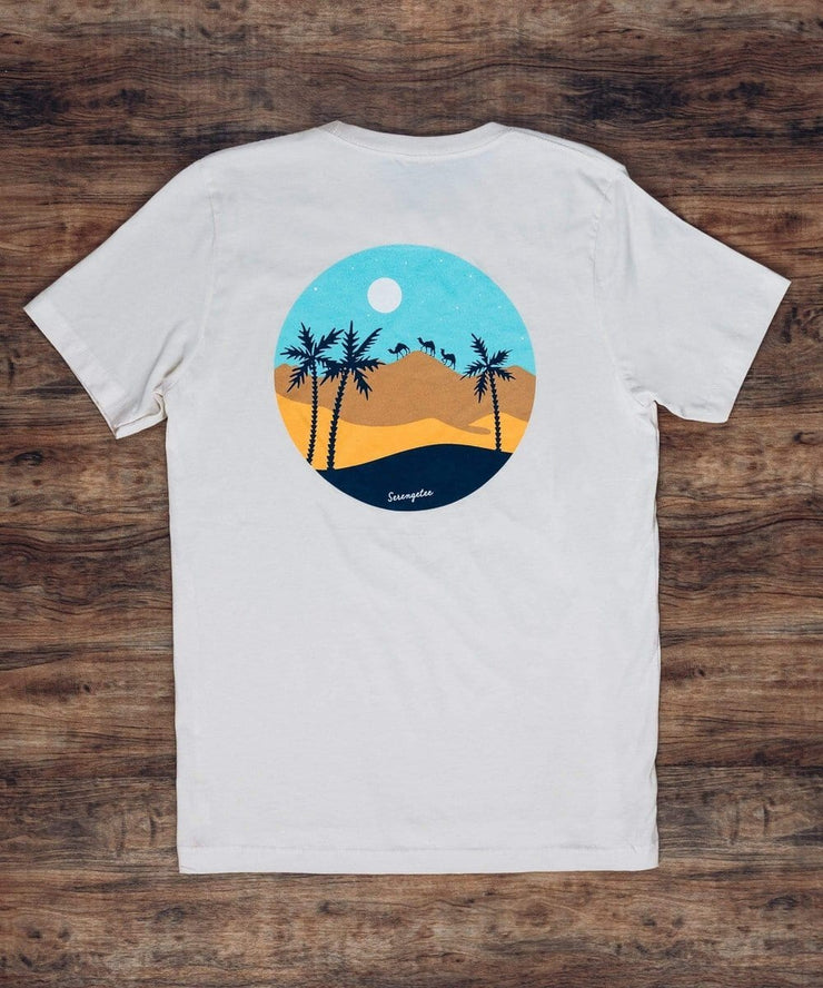 Serengetee - Wear The World Dusty Kalahari Tee