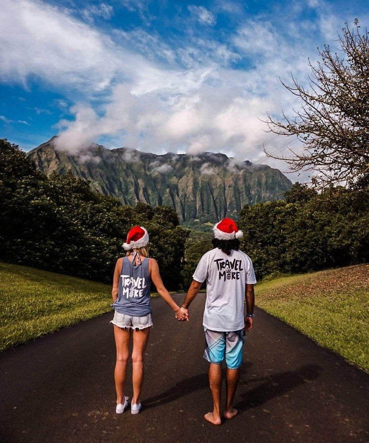 Serengetee - Wear The World Embroidered Santa Hat
