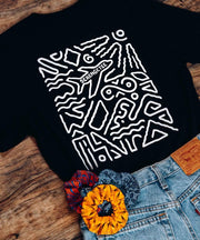 Serengetee - Wear The World Fiji Tee from Indonesia
