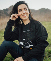 Serengetee - Wear The World Forever Wandering Sweatshirt From Australia