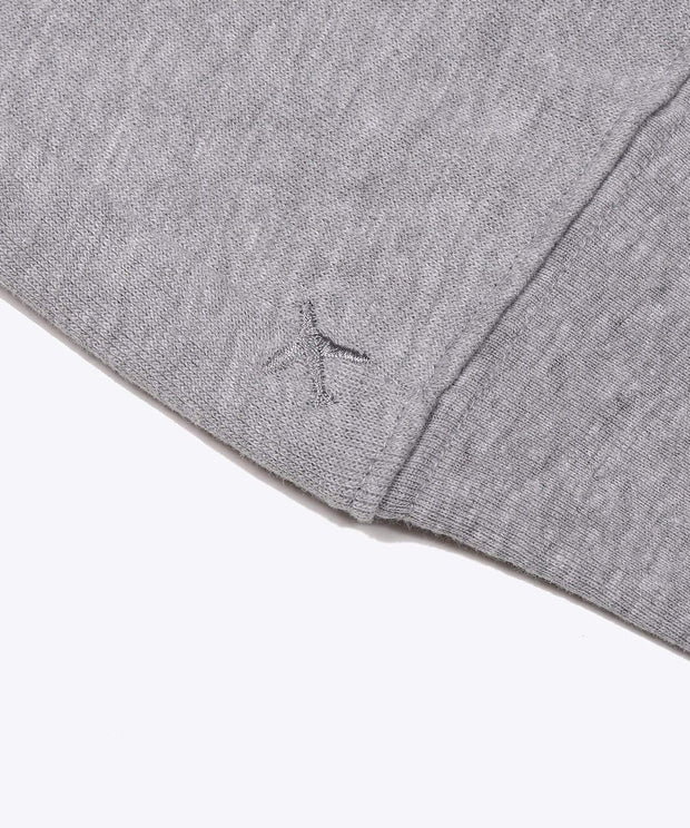 Serengetee - Wear The World Heather Grey CabinCozy Sweatshirt
