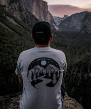 Serengetee - Wear The World Heathered Yosemite Tee