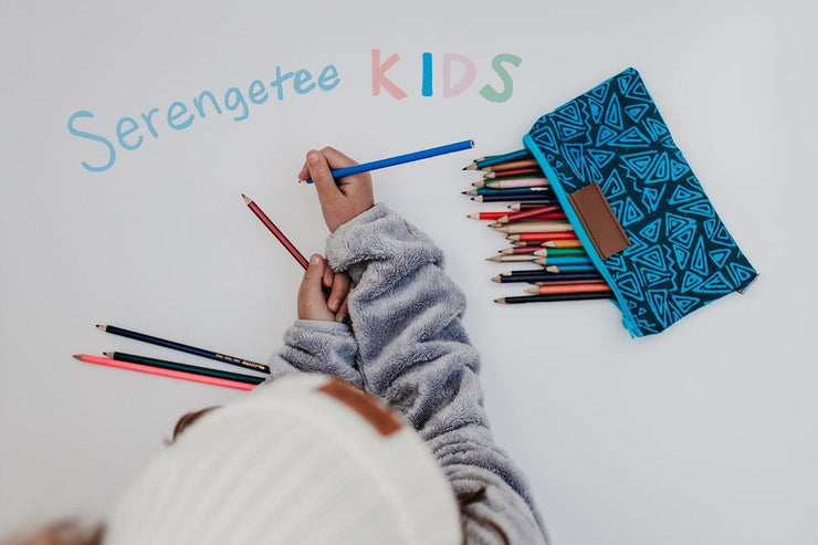 Kids Freeze Tag Pencil Case