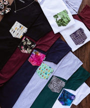 Serengetee - Wear The World Mystery Pocket Tee 2-Pack