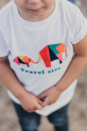 Kids Travel Size Toddler Tee