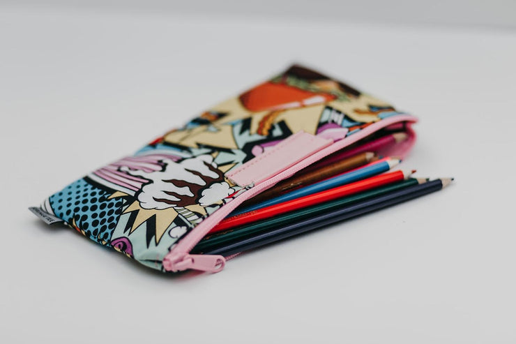 Kids Wink Pencil Case