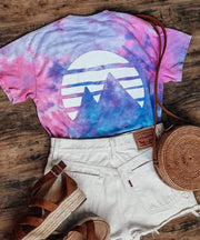 Serengetee - Wear The World Mammoth Spotty Dye Tee