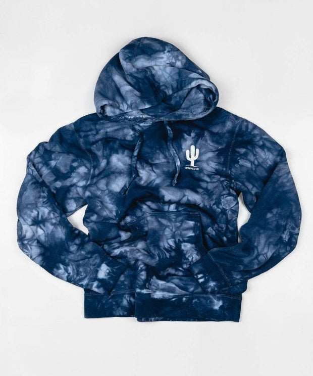 Serengetee - Wear The World Mirage Tie Dye Hoodie From California