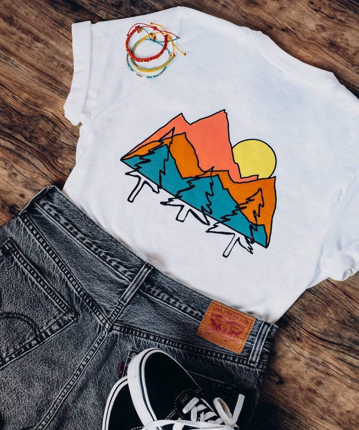 Serengetee - Wear The World Mountain Escape Tee