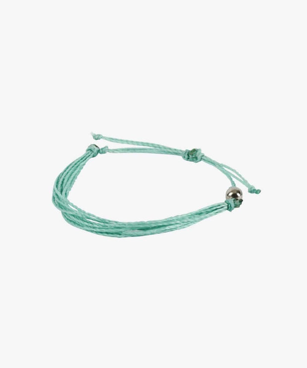Serengetee - Wear The World Pana Mint Bracelet from Guatemala