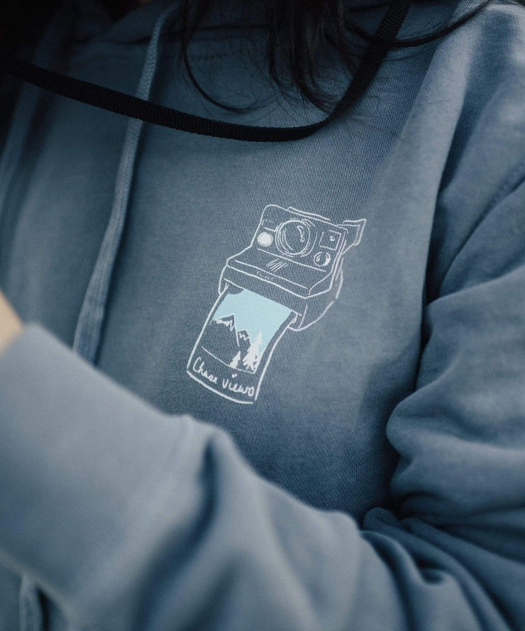 Serengetee - Wear The World Polaroid Hoodie From California