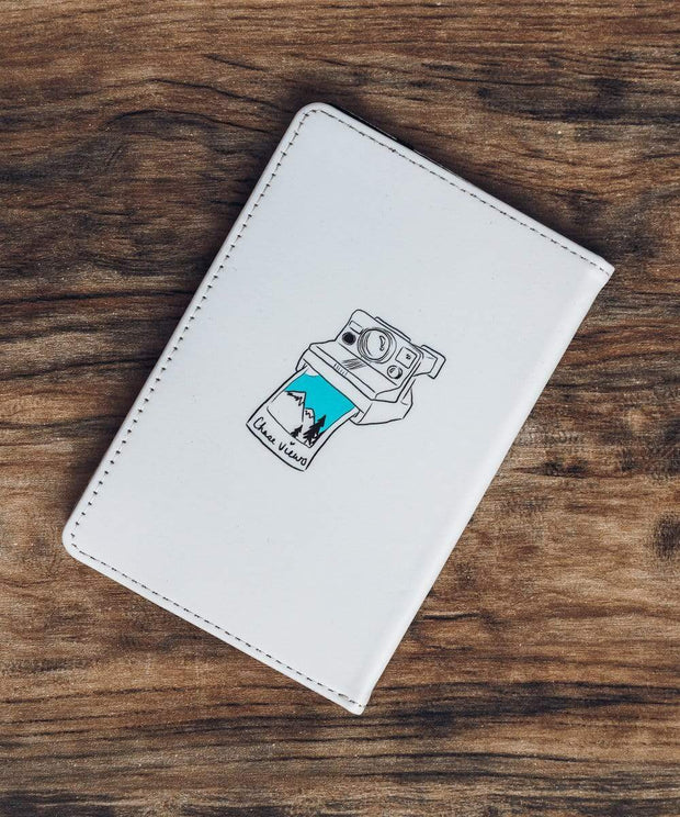 Serengetee - Wear The World Polaroid Passport Holder from California
