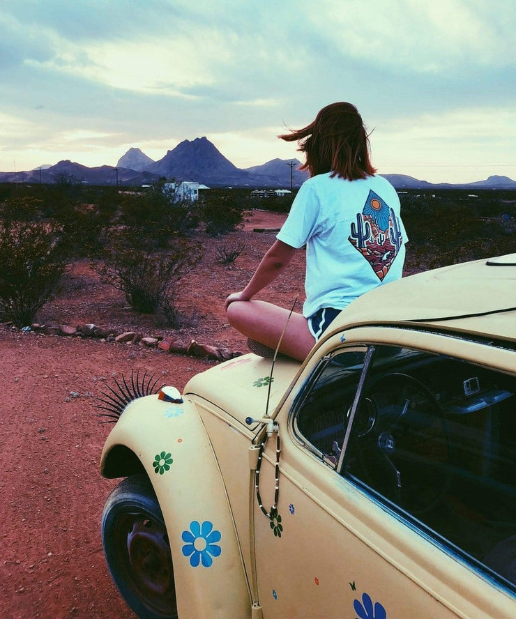 Serengetee - Wear The World Rep Deal! Mojave Tee