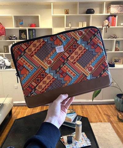 Serengetee - Wear The World Rep Find! Albuquerque Laptop Case