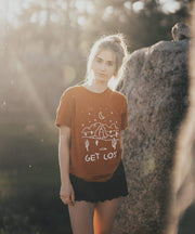 Serengetee - Wear The World Terracotta Moab Tee