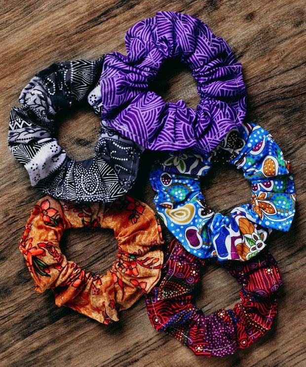 Serengetee - Wear The World Ulooloo Scrunchie from Australia