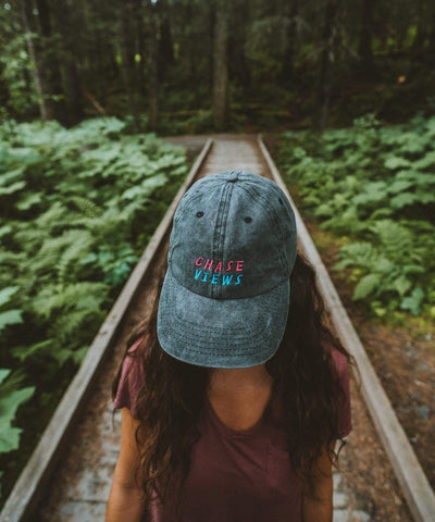 Serengetee - Wear The World Vintage Chase Views Cap