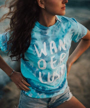 Serengetee - Wear The World Wanderlust Tie Dye Tee