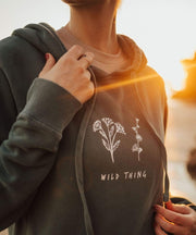 Serengetee - Wear The World Wild Thing Hoodie From Vermont