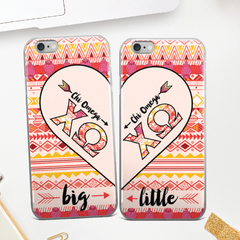chi omega iphone case big little gifts