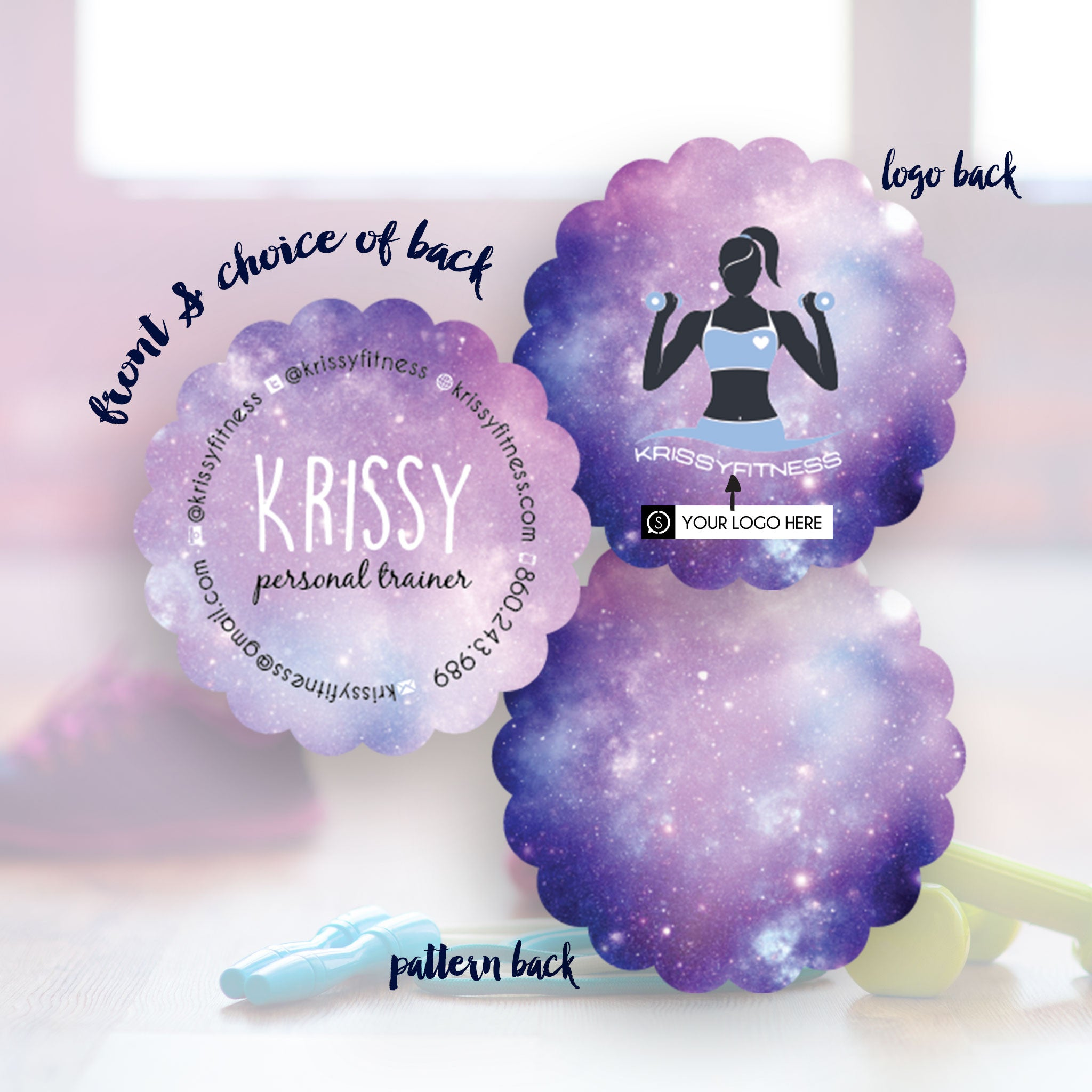 Krissy - Business Cards