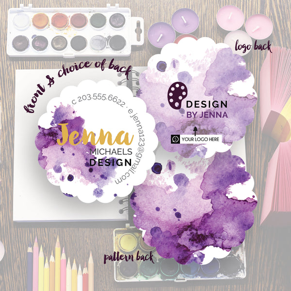 Jenna - Business Cards